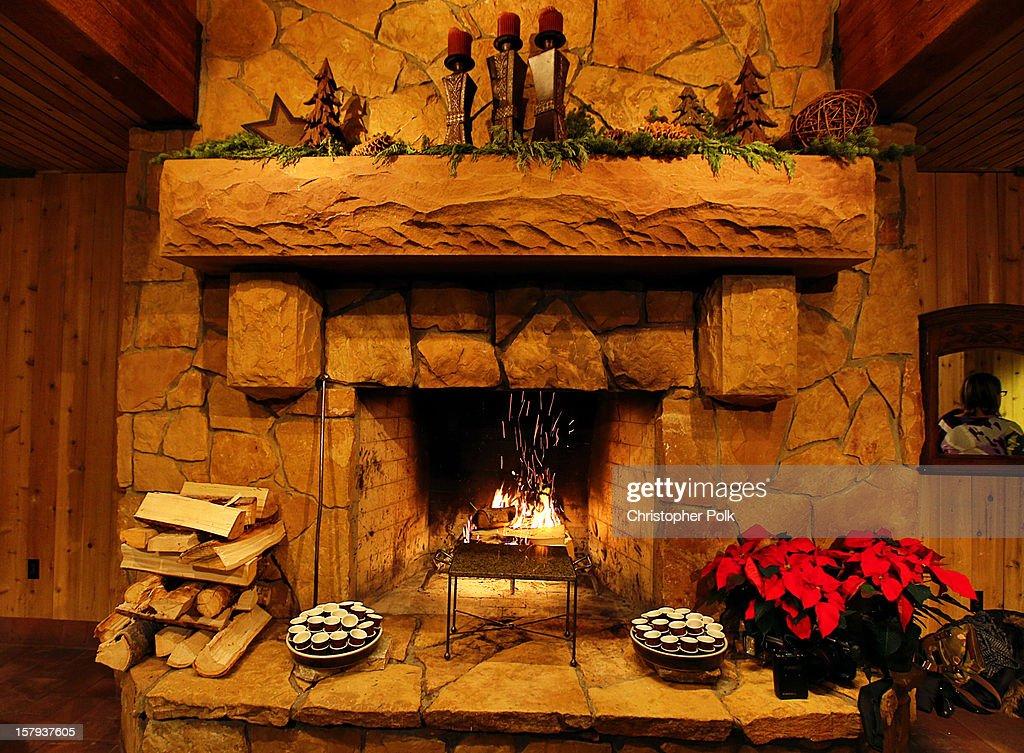 General view of the Deer Valley Celebrity Skifest at Deer Valley on December 7, 2012 in Park City, Utah.