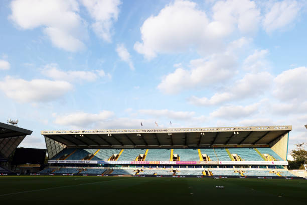 GBR: Millwall v Leicester City - Carabao Cup Third Round