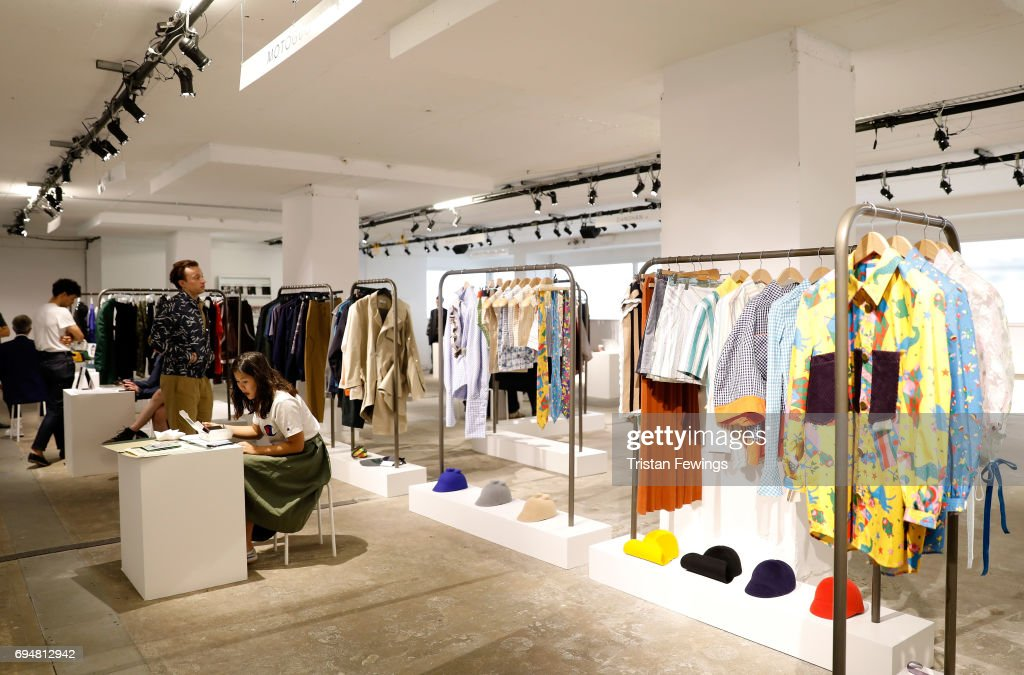 A General View Of The Designer Showrooms During The London Fashion News Photo Getty Images