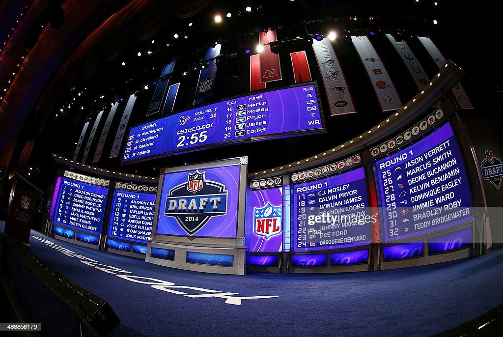 2014 NFL Draft : News Photo