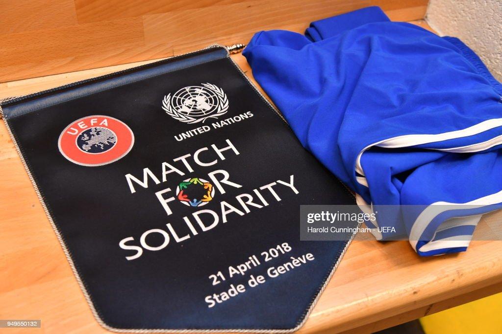 UEFA Match for Solidarity