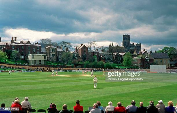 General view of the Durham University Ground also known as The Racecourse Ground Durham 19th April 1992