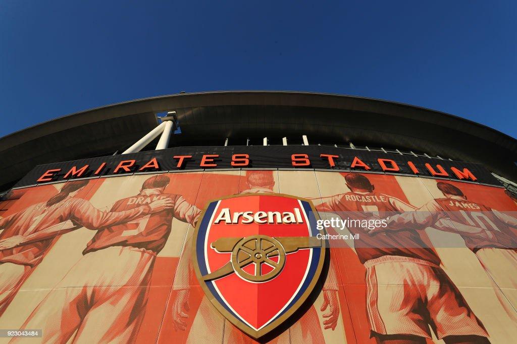 Arsenal v Ostersunds FK - UEFA Europa League