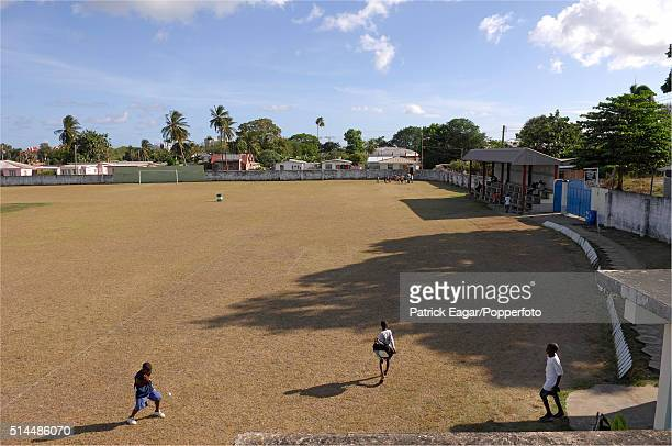 General view of the Empire Cricket Club Bank Hall Barbados 27th April 2007 Former members of the club include players such as Sir Frank Worrell...