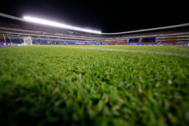 MEX: Queretaro v Atlas - Torneo Guard1anes 2021 Liga MX