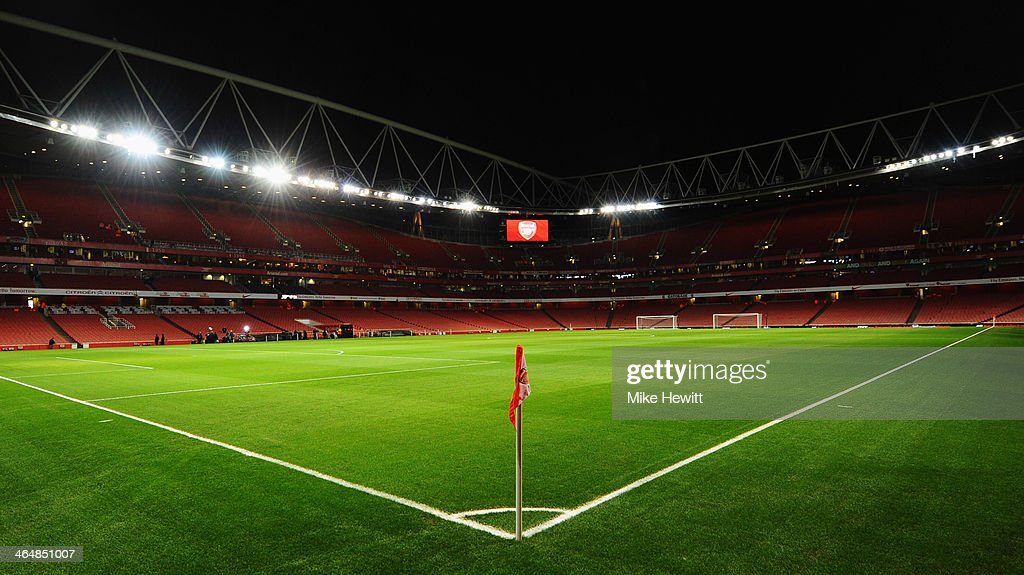 Arsenal v Coventry City - FA Cup Fourth Round : News Photo
