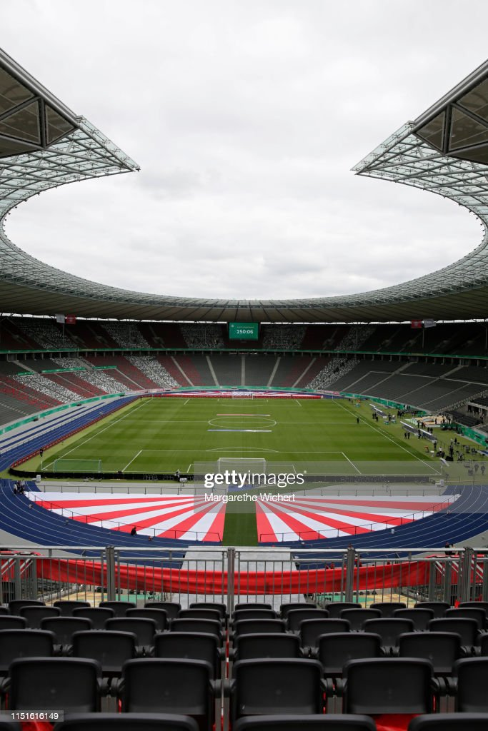 DEU: Previews - DFB Cup Final 2019