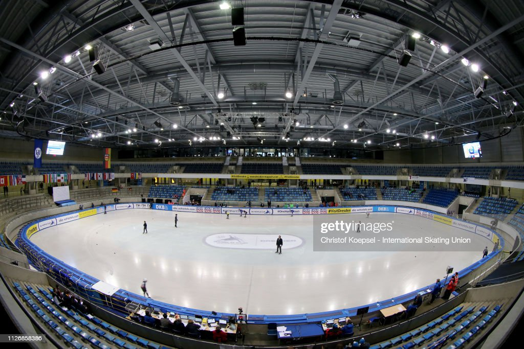 DEU: ISU World Cup Short Track Dresden
