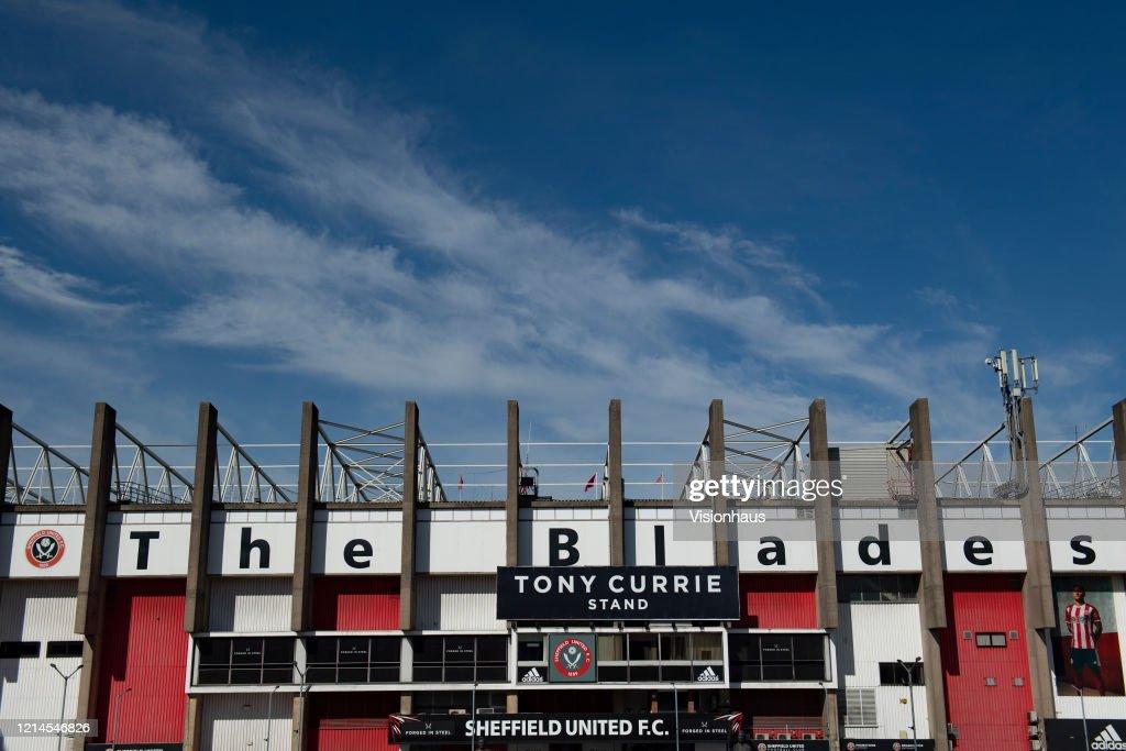 Bramall Lane - Sheffield United Football Club : News Photo