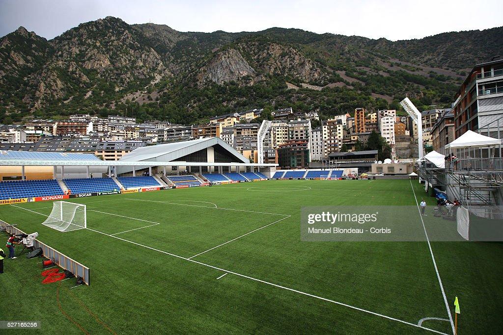 Football - UEFA Euro 2016 - Qualifying - Andorra and Wales : News Photo