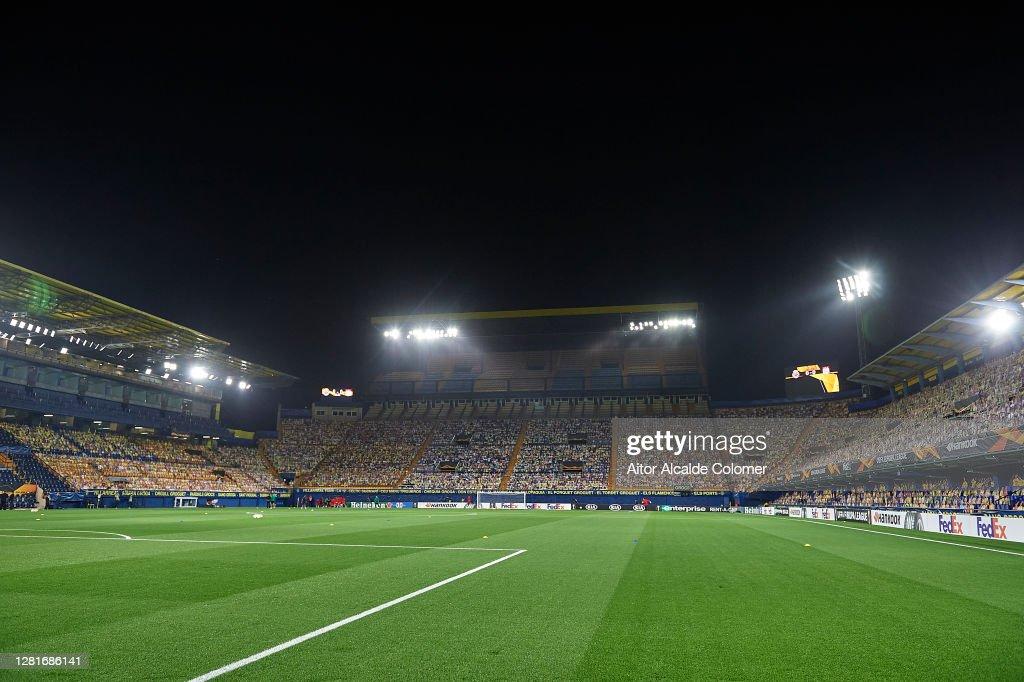 Villarreal CF v Sivasspor: Group I - UEFA Europa League : News Photo