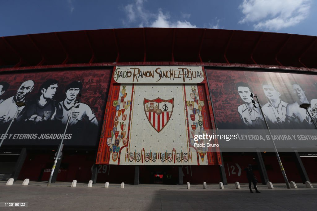 ESP: Sevilla v SS Lazio - UEFA Europa League Round of 32: Second Leg