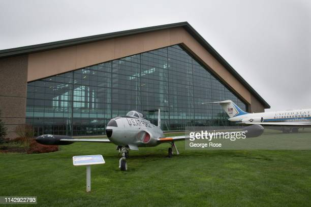 General view of the Evergreen Aviation Space Museum on April 8 in McMinnville Oregon The Evergreen Aviation Space Museum opened in 2008 is home to...