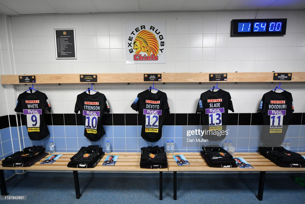Exeter Chiefs v Bath Rugby - Gallagher Premiership Rugby : News Photo