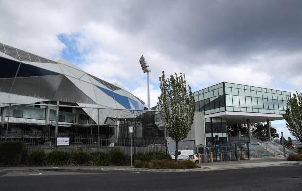 AUS: General Scenes of Blundstone Arena During Three Day Lockdown