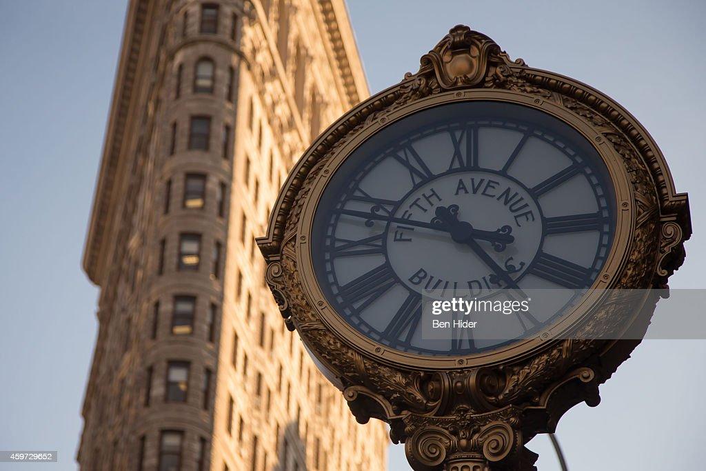 New York City Exteriors And Landmarks : News Photo