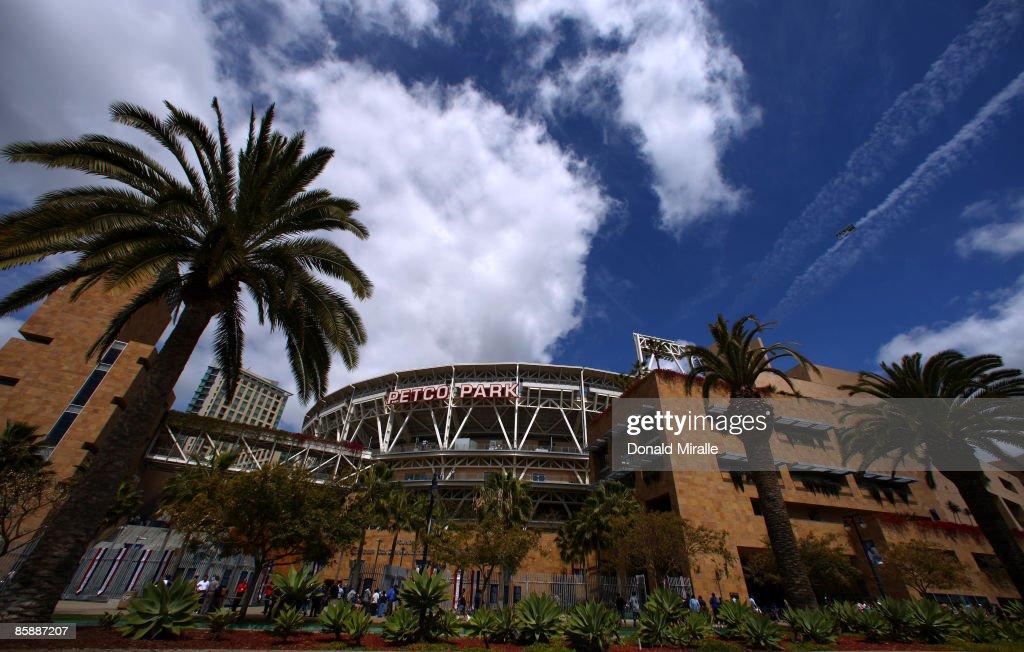 Los Angeles Dodgers v San Diego Padres : ニュース写真