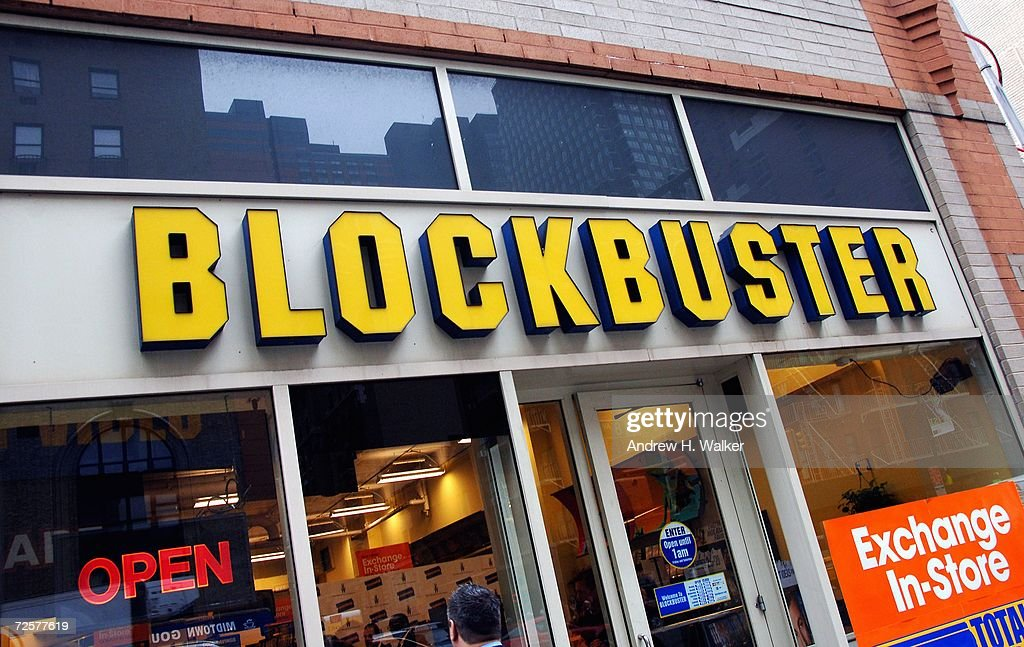 The Weinstein Company And Blockbuster Make Rental Release Agreement : News Photo