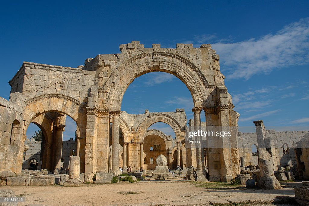 Fortress Of Simeon : News Photo