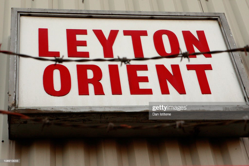 A general view of the exterior of the stadium ahead of the npower League One match between Leyton Orient and Swindon Town at Matchroom Stadium on February 8, 2011 in London, England.