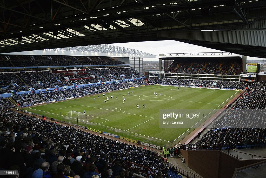 A general view of Villa Park : News Photo