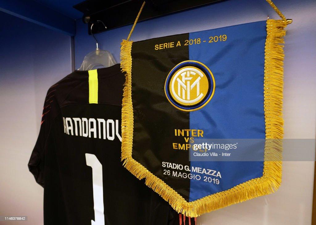ITA: FC Internazionale v Empoli FC - Serie A