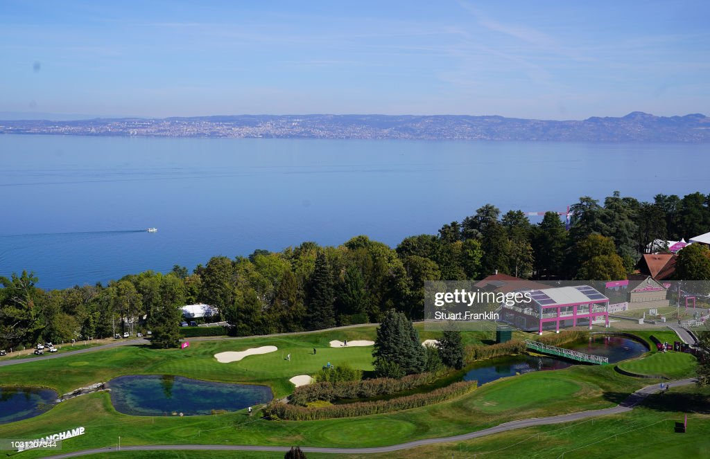 Evian Championship 2018 - Previews : News Photo