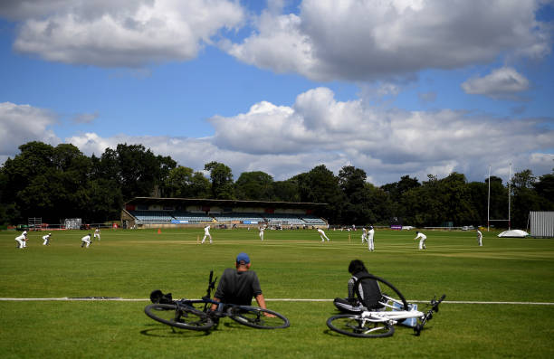 GBR: Competitive Village Cricket Returns