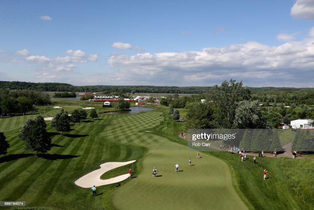 Senior PGA Championship - Round Two : Nachrichtenfoto