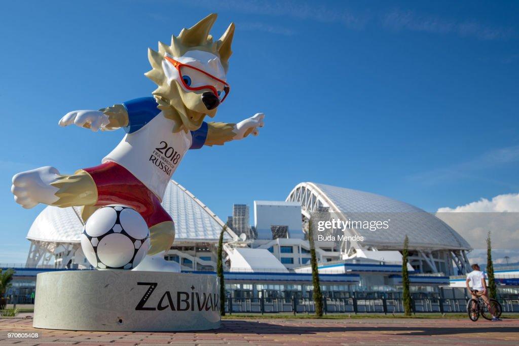 Previews - 2018 FIFA World Cup Russia : Fotografía de noticias