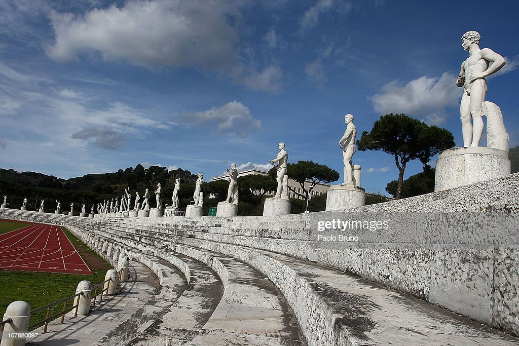 Rome - Foro Italico : News Photo
