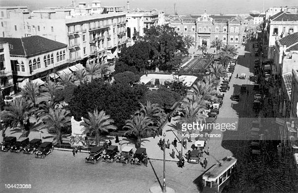 General View Of The French HighCommissioner'S Residence In Beirut Between 1920 And 1935