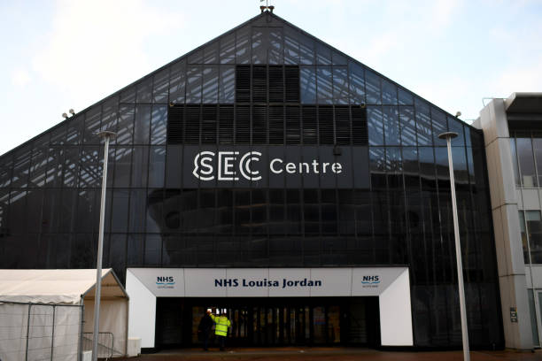 GBR: Future Of Louisa Jordan Hospital At SEC Glasgow Remains Unclear