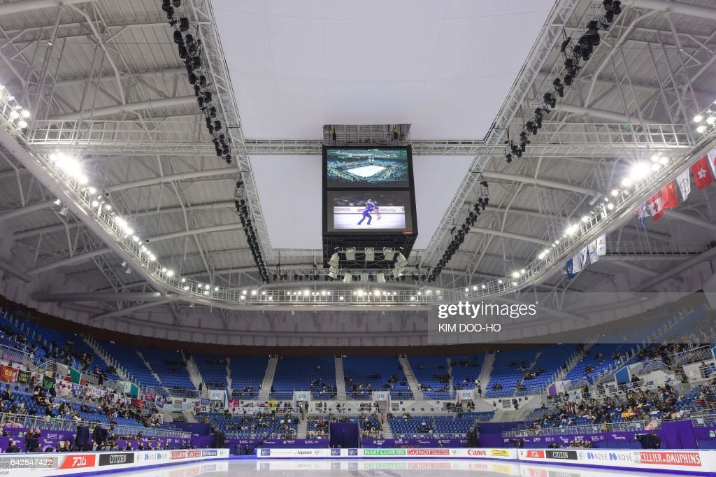 OLY-2018-PYEONGCHANG-VENUE : News Photo
