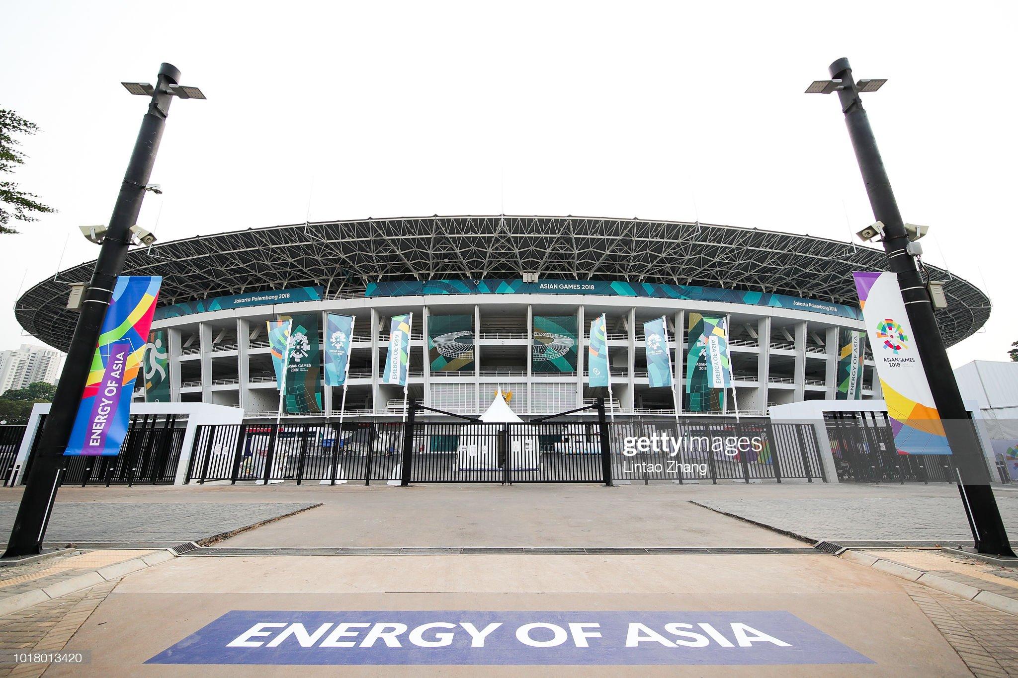 Asian Games - Previews : ニュース写真