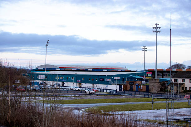 GBR: Ross County v Motherwell - Ladbrokes Scottish Premiership