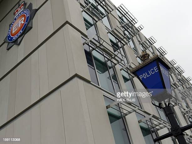 A general view of the Greater Manchester Police headquarters in Manchester north west England on January 8 2013 AFP PHOTO/Paul Ellis