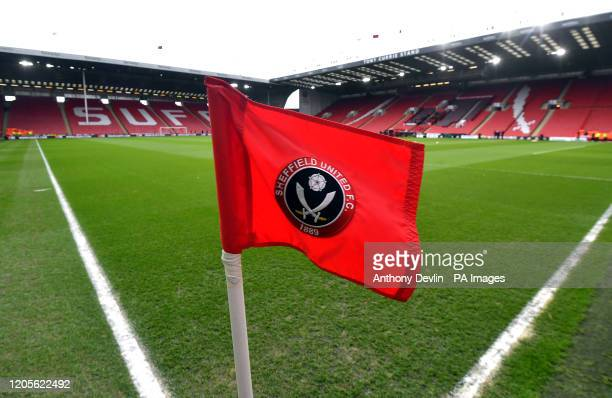 General view of the ground before the Premier League match at Bramall Lane, Sheffield.