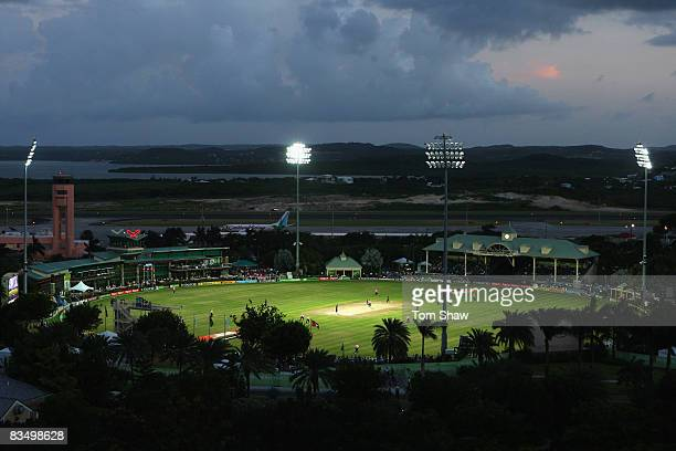 BER 30 BER 30 A general view of the ground during the Stanford Twenty20 Super Series match between Stanford Super Stars and Middlesex at the Stanford...