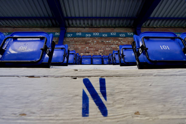 GBR: Everton v Aston Villa - Premier League