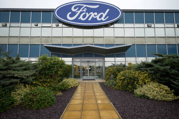 GBR: Ford Merseyside Plant To Make Electric Car Parts