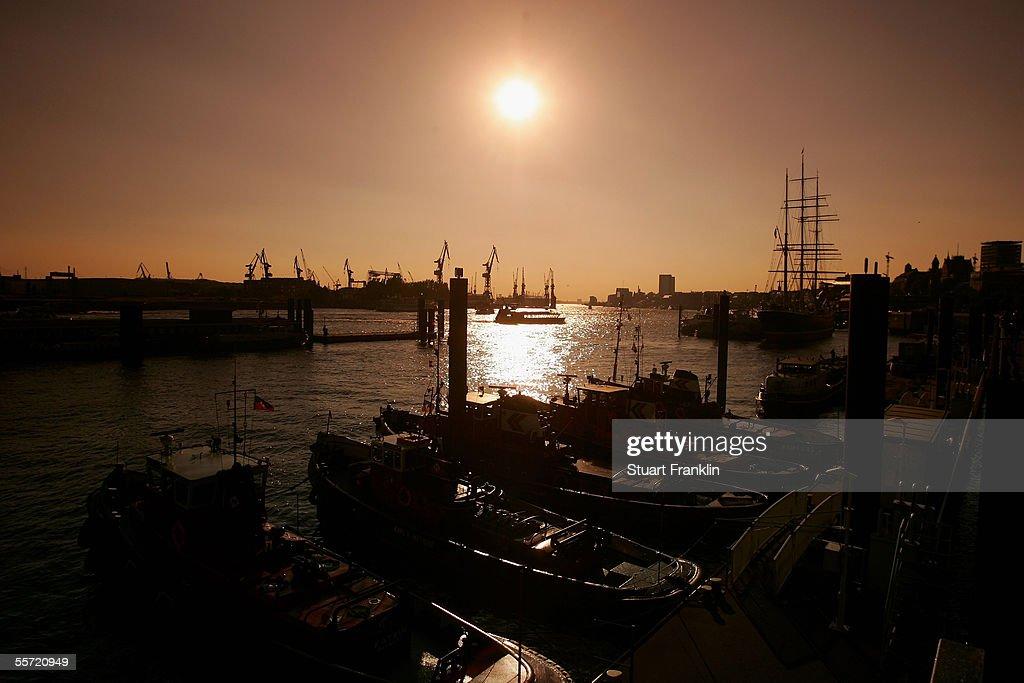 Hamburg City Views : Nachrichtenfoto