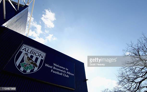 General view of The Hawthorns on March 19, 2011 in West Bromwich, England.