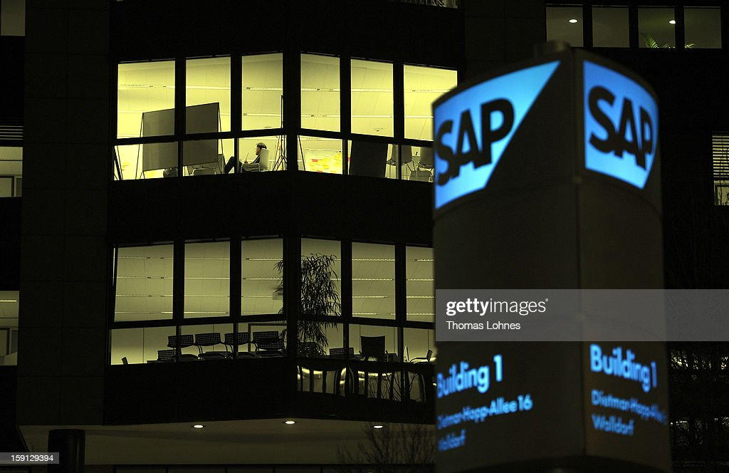SAP Corporate Headquarters : News Photo