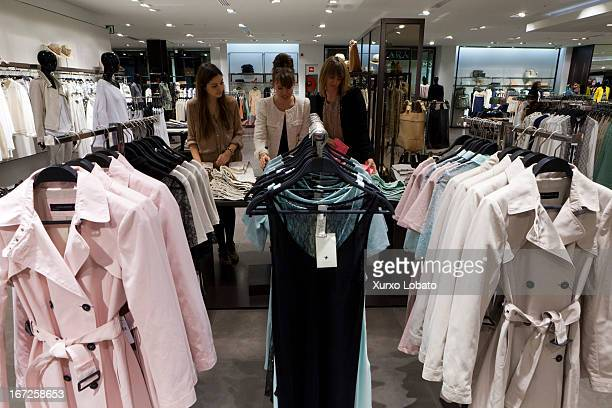 A general view of the headquarters of Zara on February 12 in ArteixoSpain