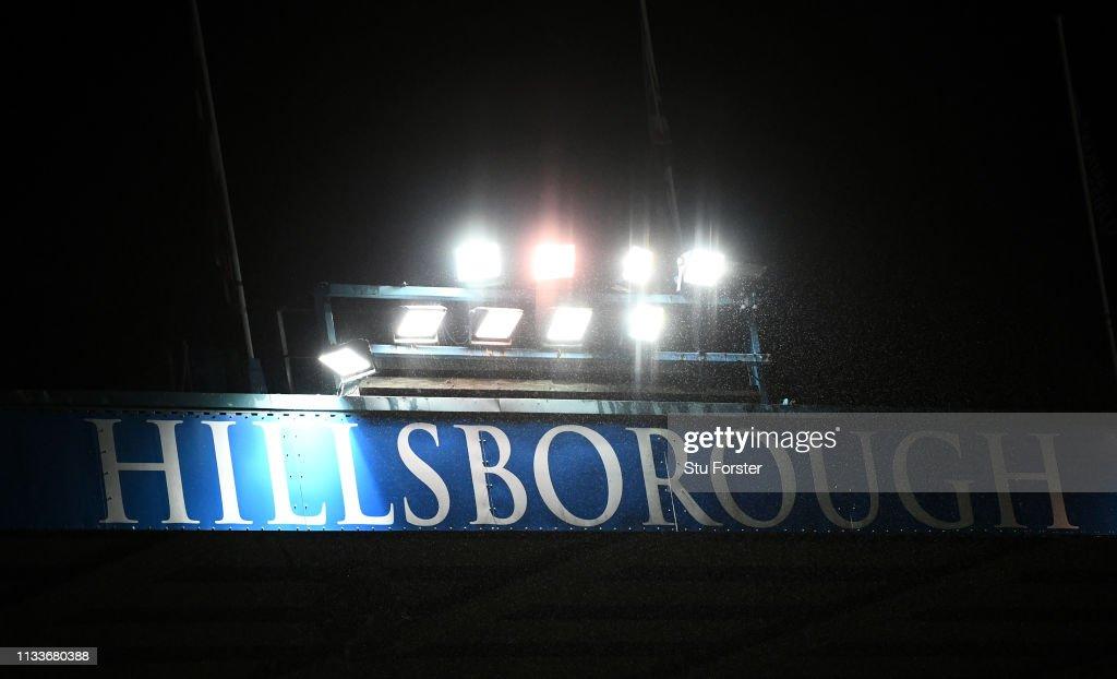 Sheffield Wednesday v Sheffield United - Sky Bet Championship : Nachrichtenfoto