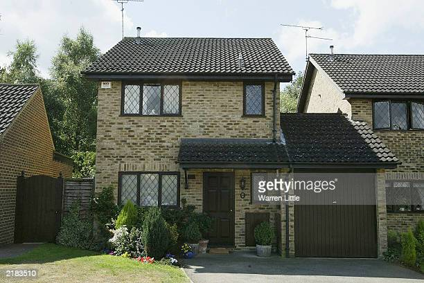 A general view of the house where Harry Potter lived in the Warner Brothers film 'Harry Potter and the Philosopher's Stone' on July 22 2003 in...