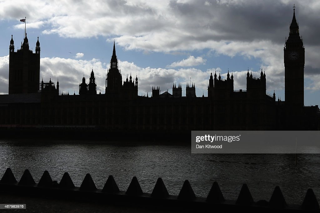 A general view of the Houses of Parliament on March 26, 2015 in London, England. Parliament is to dissolve on March 31st leaving six weeks of political party campaigning until the general election on May 7, 2015.