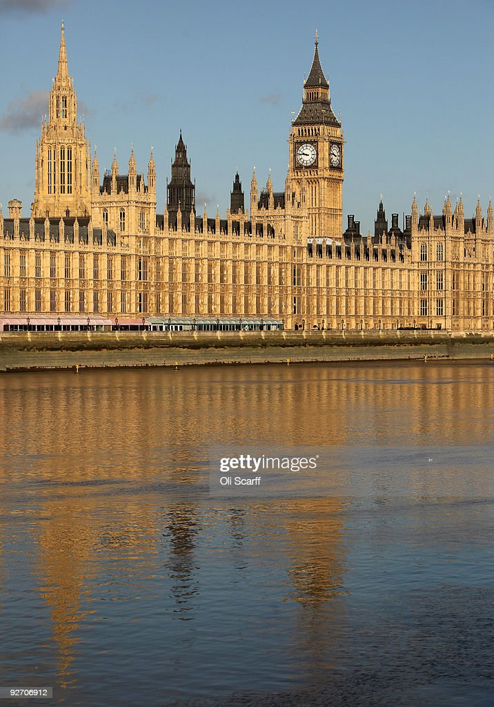 A general view of the Houses of Parliament on November 3, 2009 in London, England. A review into MP's expenses published today by Sir Christopher Kelly has recommended that MP's mortgage claims should be replaced by rental claims and the employment of relatives should be phased out within five years.