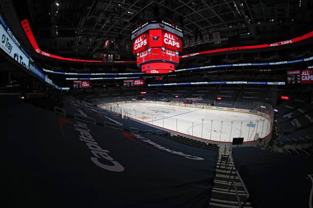 DC: Buffalo Sabres v Washington Capitals